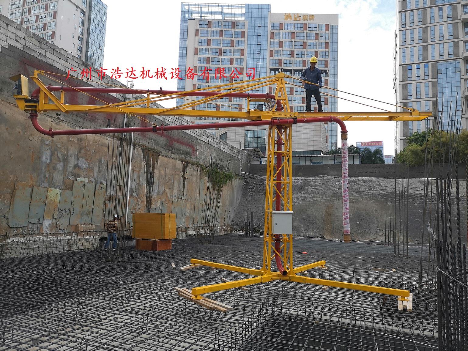 16米手動/電動布料機